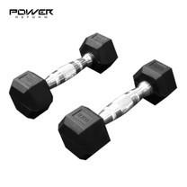 Power Reform ดัมเบลยกน้ำหนัก รุ่น Fix แบบเหลี่ยม 2 kg คู่ (2 ข้าง)