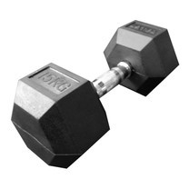 Power Reform ดัมเบลยกน้ำหนัก รุ่น Fix แบบเหลี่ยม 15 kg (1 ข้าง)