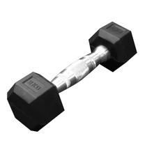 Power Reform ดัมเบลยกน้ำหนัก รุ่น Fix แบบเหลี่ยม 2 kg (1 ข้าง)