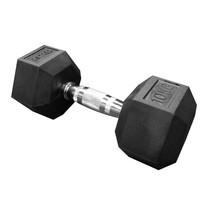 Power Reform ดัมเบลยกน้ำหนัก รุ่น Fix แบบเหลี่ยม 10 kg (1 ข้าง)