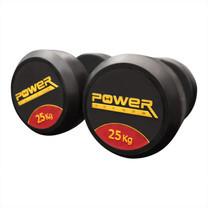 Power Reform ดัมเบลยกน้ำหนัก รุ่น Fix แบบกลม 25 kg คู่ (2 ข้าง)