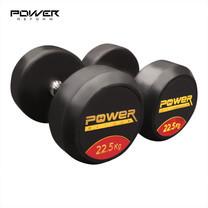 Power Reform ดัมเบลยกน้ำหนัก รุ่น Fix แบบกลม 22.5 kg คู่ (2 ข้าง)