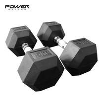 Power Reform ดัมเบลยกน้ำหนัก รุ่น Fix แบบเหลี่ยม 15 kg คู่ (2 ข้าง)