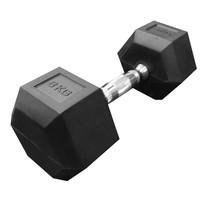 Power Reform ดัมเบลยกน้ำหนัก รุ่น Fix แบบเหลี่ยม 8 kg (1 ข้าง)