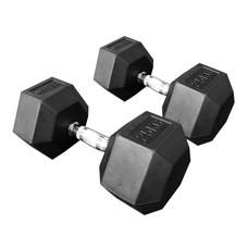 Power Reform ดัมเบลยกน้ำหนัก รุ่น Fix แบบเหลี่ยม 25 kg คู่ (2 ข้าง)