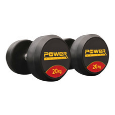 Power Reform ดัมเบลยกน้ำหนัก รุ่น Fix แบบกลม 20 kg คู่ (2 ข้าง)