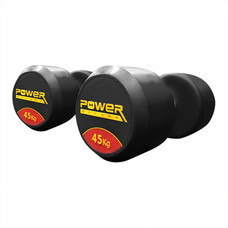 Power Reform ดัมเบลยกน้ำหนัก รุ่น Fix แบบกลม 45 kg คู่ (2 ข้าง)