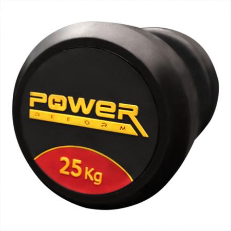 Power Reform ดัมเบลยกน้ำหนัก รุ่น Fix แบบกลม 25 kg (1 ข้าง)