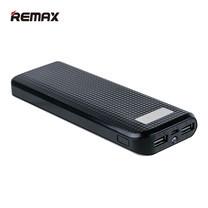 REMAX แบตเตอรี่สำรอง LCD Proda 20000mAh - Black