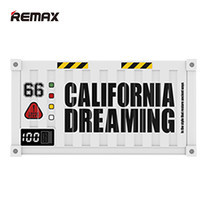 Remax Power Bank RPP-93 10000 mAh Container - White