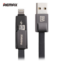REMAX สายชาร์จแบบ Lightning Strive Data and Charge Cable For i5/i6/Micro รุ่น RU-042T
