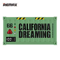 Remax Power Bank RPP-93 10000 mAh Container - Green