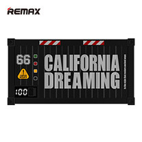 Remax Power Bank RPP-93 10000 mAh Container - Black