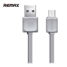 REMAX สายชาร์จแบบ Micro USB รุ่น RC - 008 (1M,สายแบน)