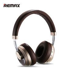 หูฟังบลูทูธ Remax Headphone BT RB-500HB (Brown)