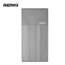 Remax แบตเตอรี่สำรอง 10000mAh Power Bank THOWAY รุ่น RPP-55 - Gray