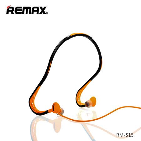 REMAX หูฟัง Sport Wired รุ่น RM-S15