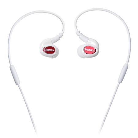 REMAX หูฟัง Neckband Sport Bluetooth รุ่น RB - S8 - White