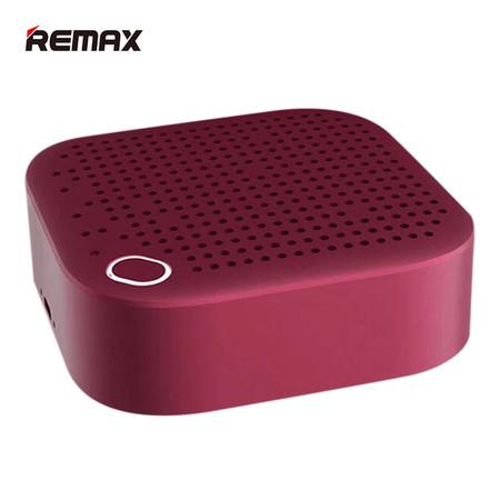 ลำโพงบลูทูธ Remax SPK Bluetooth RB-M27 - Red