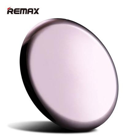 แท่นชาร์จไร้สาย REMAX Wireless Charger RP-W11 (10W) - Silver