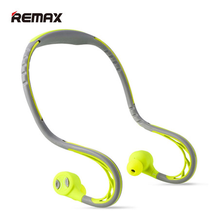 หูฟังบลูทูธ Remax Small Talk Sport RB - S20 (Bluetooth, Yellow)