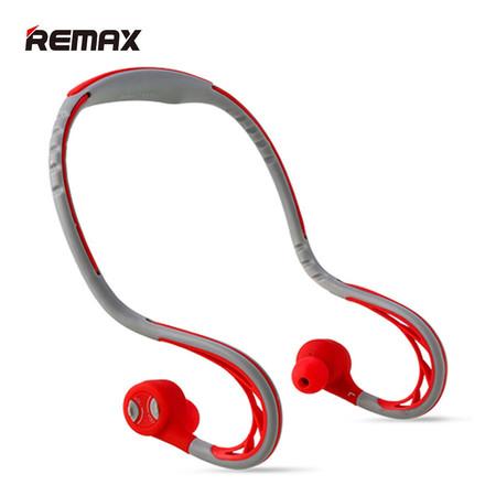 หูฟังบลูทูธ Remax Small Talk Sport RB - S20 (Bluetooth, Red)
