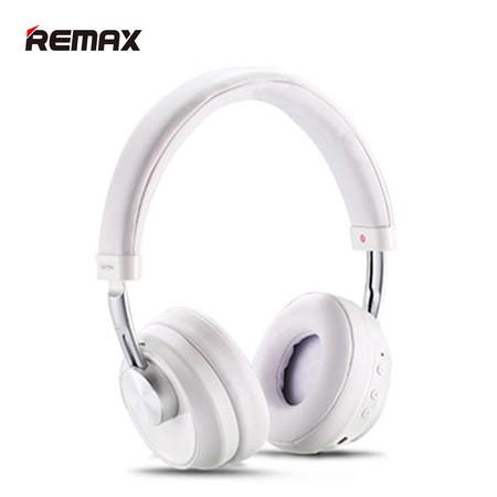 หูฟังบลูทูธ Remax Headphone BT RB-500HB (White)