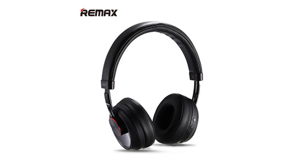 หูฟังบลูทูธ Remax Headphone BT RB-500HB (Black) REMAX-WANGSING GROUP CO LTD