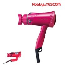 Nobby by TESCOM Negative Ions Hair Dryer ไดร์เป่าผม รุ่น NTID92