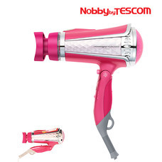 Nobby by TESCOM  Negative Ions Hair Dryer ไดร์เป่าผม รุ่น NTID95