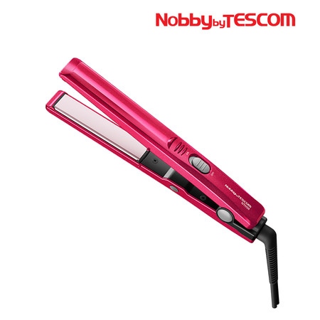 Nobby by TESCOM Straight Hair Iron เครื่องหนีบผม รุ่น NTHS6