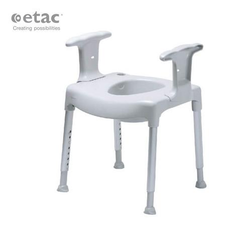 เก้าอี้สุขภัณฑ์ Etac Free-Standing