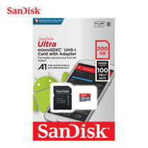 SanDisk Ultra microSDXC Read Speed 100 MB/s (200GB)