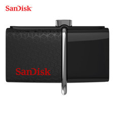 SanDisk Ultra Dual USB Drive 3.0 for OTG-enabled Android devices (64GB)