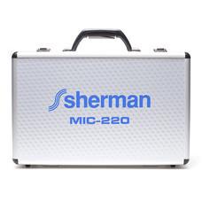 Sherman ไมโครโฟนไร้สาย พร้อมชุดรับส่งสัญญาณ รุ่น MIC-220