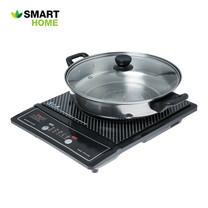 เตาแม่เหล็กไฟฟ้า SMART HOME 1200 วัตต์ รุ่น WPA-2009 - Black