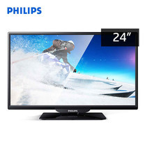 Philips  Slim LED  Digital TV 24 นิ้ว รุ่น 24PHT4003S/67