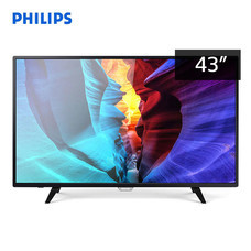 Philips Full HD Slim LED Smart TV 43 นิ้ว รุ่น 43PFT6100S