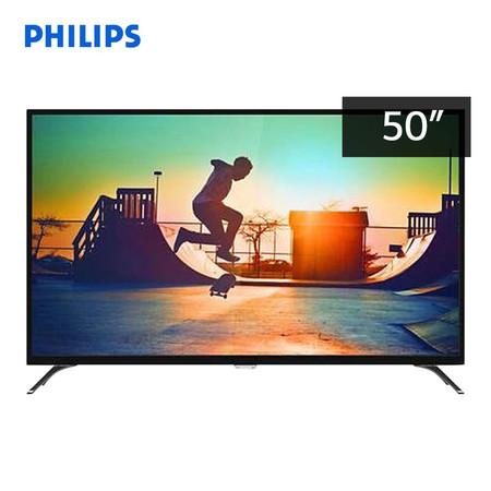 Philips 4K LED Smart TV 50 นิ้ว รุ่น 50PUT6002S