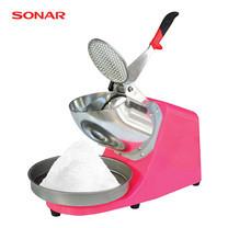 SONAR เครื่องทำเกล็ดน้ำแข็งไส ICE-100 - สีชมพู