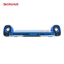 SONAR ชุดเครื่องเล่นดีวีดี รุ่น W-960 - Blue/Black