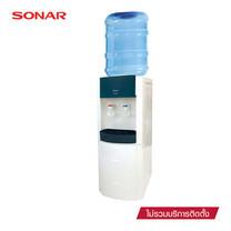 SONAR ตู้ทำน้ำร้อน-เย็น แบบตั้งพื้น พร้อมถังน้ำพลาสติกอย่างดี รุ่น WD-ES165HC ขนาด 18.9 ลิตร