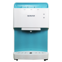 SONAR ตู้กดน้ำ ตู้กดน้ำร้อน-เย็น เครื่องทำน้ำร้อน-เย็น 2 หัว แบบตั้งโต๊ะ รุ่น WD-CT370HWC (มีคอมเพรสเซอร์)
