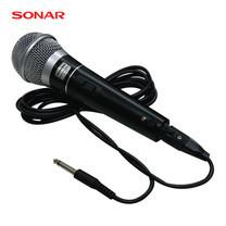 SONAR ไมโครโฟนแบบสาย รุ่น DS-V50 (แพ็คคู่)