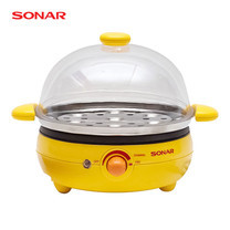 SONAR เครื่องต้มไข่อเนกประสงค์ รุ่น SR-C601