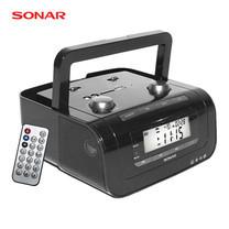 SONAR วิทยุอเนกประสงค์ รุ่น SP-306C - Black