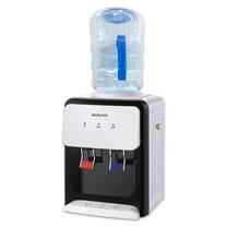 SONAR ตู้กดน้ำ แถมถังน้ำ 5 ลิตร เครื่องทำน้ำร้อน เครื่องทำน้ำเย็น เครื่องทำ น้ำร้อน น้ำเย็นพร้อมถังน้ำ ตู้น้ำเย็น 2 หัว ตั้งโต๊ะ รุ่น WD-DT364HCT ตู้กดน้ำดื่ม ตู้กดน้ำร้อน น้ำเย็น