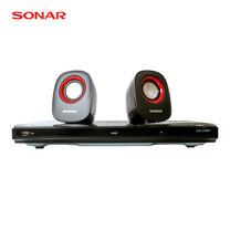 ชุดเครื่องเล่นดีวีดี SONAR รุ่น UX-V99P - Black/Red