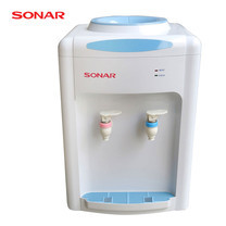 SONAR เครื่องทำน้ำร้อน-เย็น แบบตั้งโต๊ะพร้อมถังน้ำพลาสติกอย่างดี รุ่น WD-DT362HC ขนาด 18.9 ลิตร