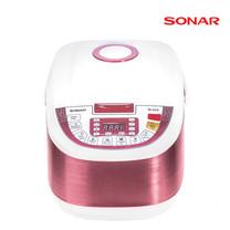 SONAR หม้อหุงข้าวไฟฟ้า ระบบดิจิตอล ความจุ 1.8 ลิตร รุ่น SR-G526 คละสี